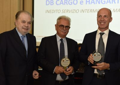 DB CARGO - HANGARTNER