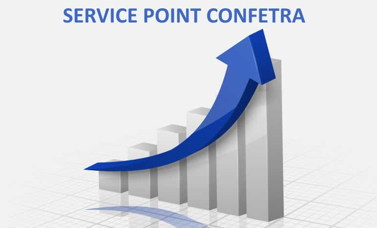 Service Point Confetra